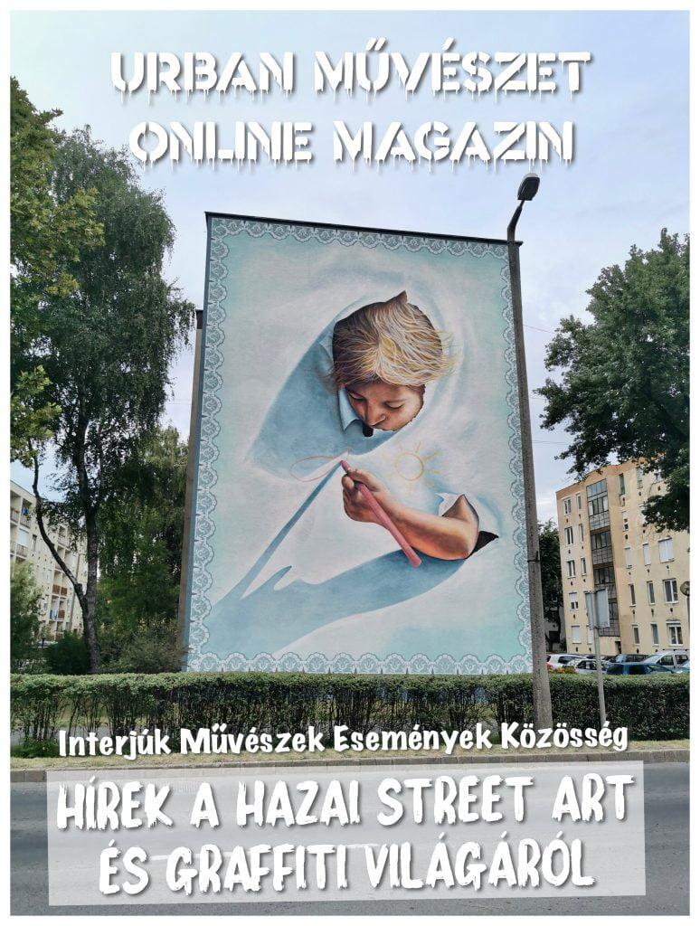 Urban művészet online magazin