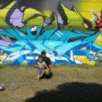 Mone graffiti