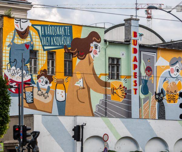 Színes Város – Így készült a kovász