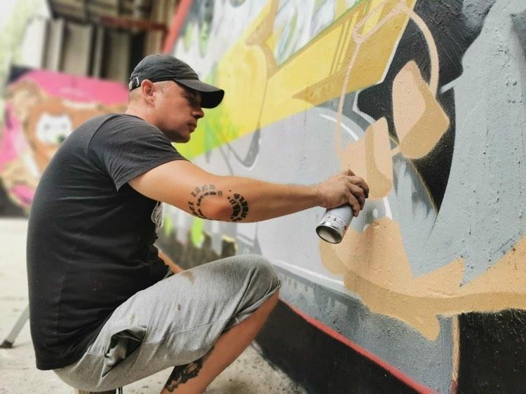 Interjú Grino graffiti művésszel