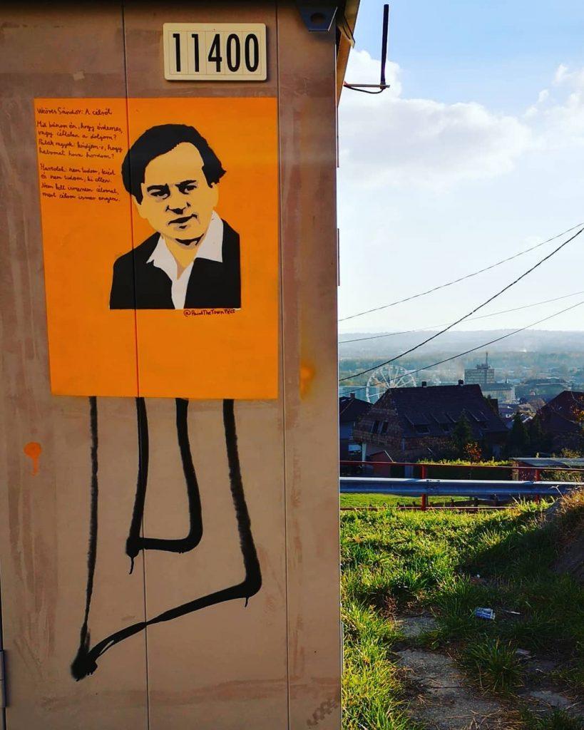 Paint The Town Pécs